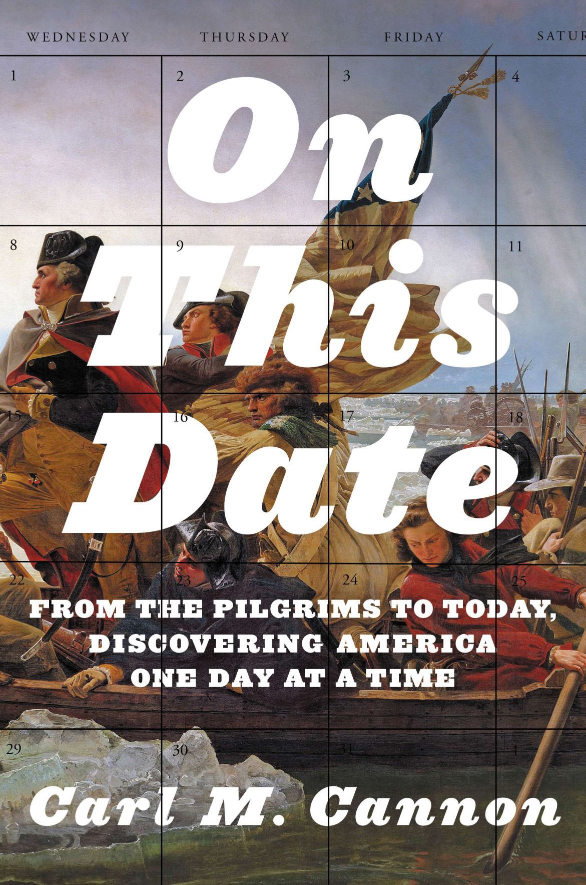'On This Date: Discovering America One Day at a Time' by Carl Cannon