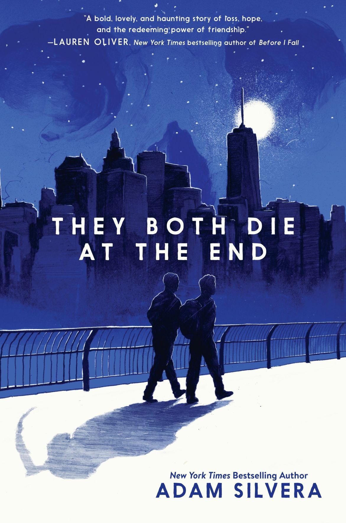 Review: 'They Both Die at the End' a thrilling tale