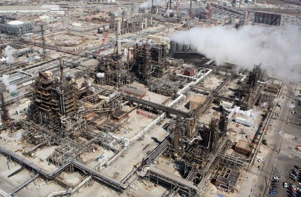 BP Whiting Refinery operating at 70% of capacity