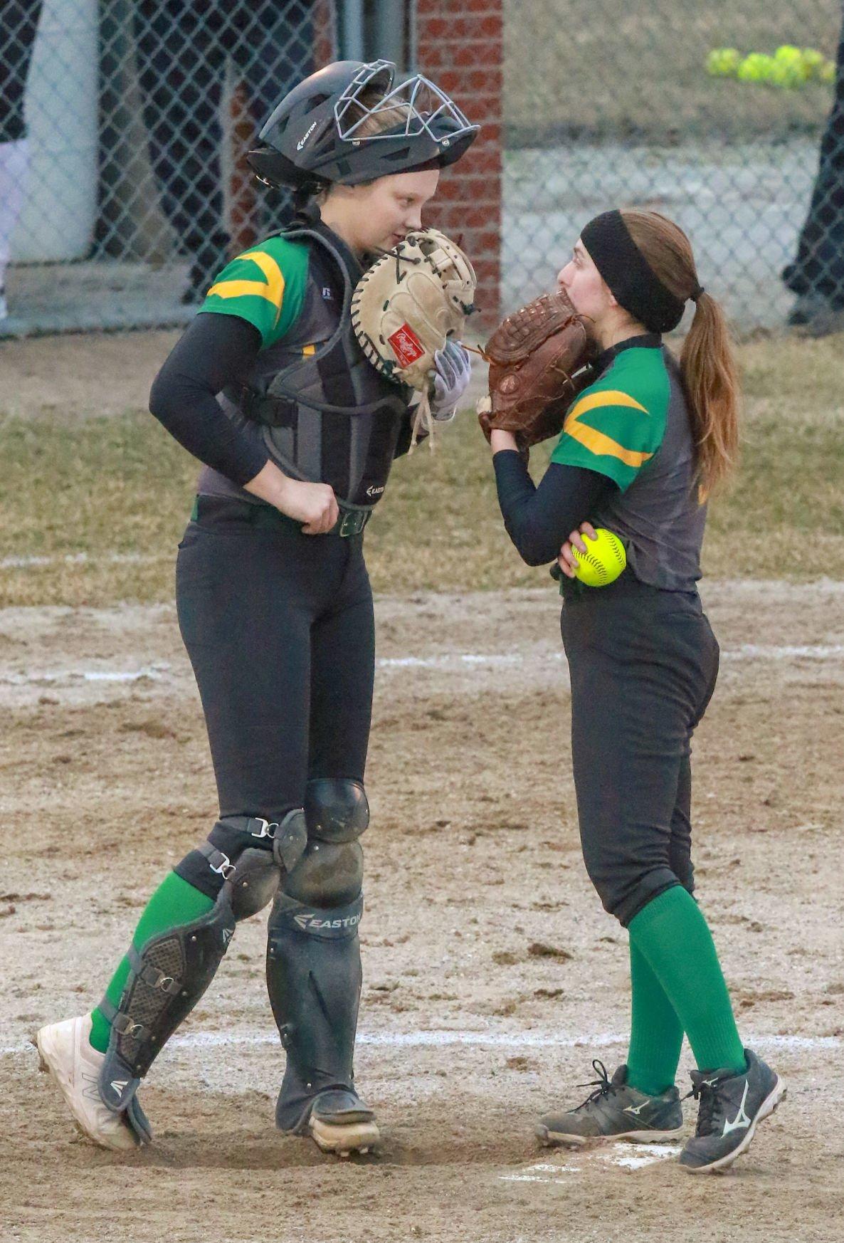 Softball - Kankakee Valley vs Morgan Township