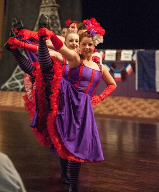 Indiana Ballet Theatre brings French flair to Bastille Day celebration