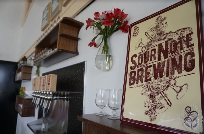 18th Street opens Sour Note Brewing, now has a campus of three taprooms in downtown Hammond