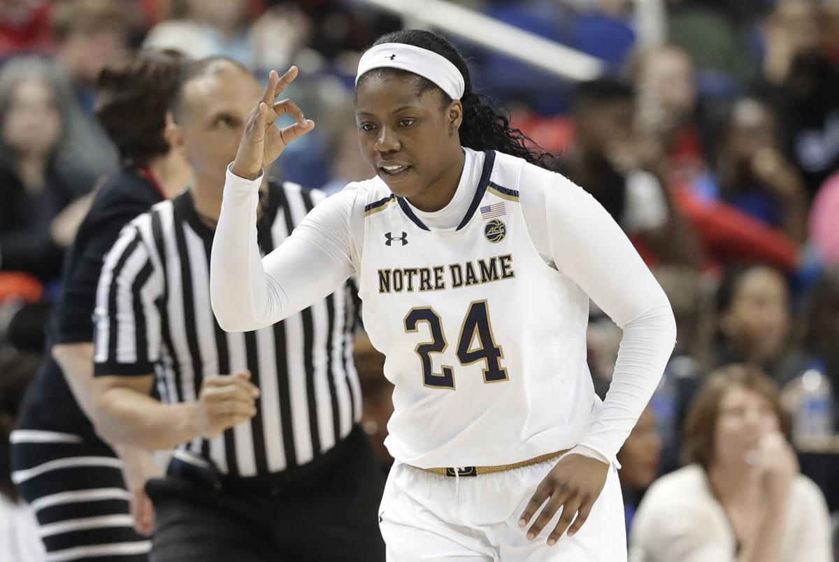 ACC Florida State Notre Dame Basketball