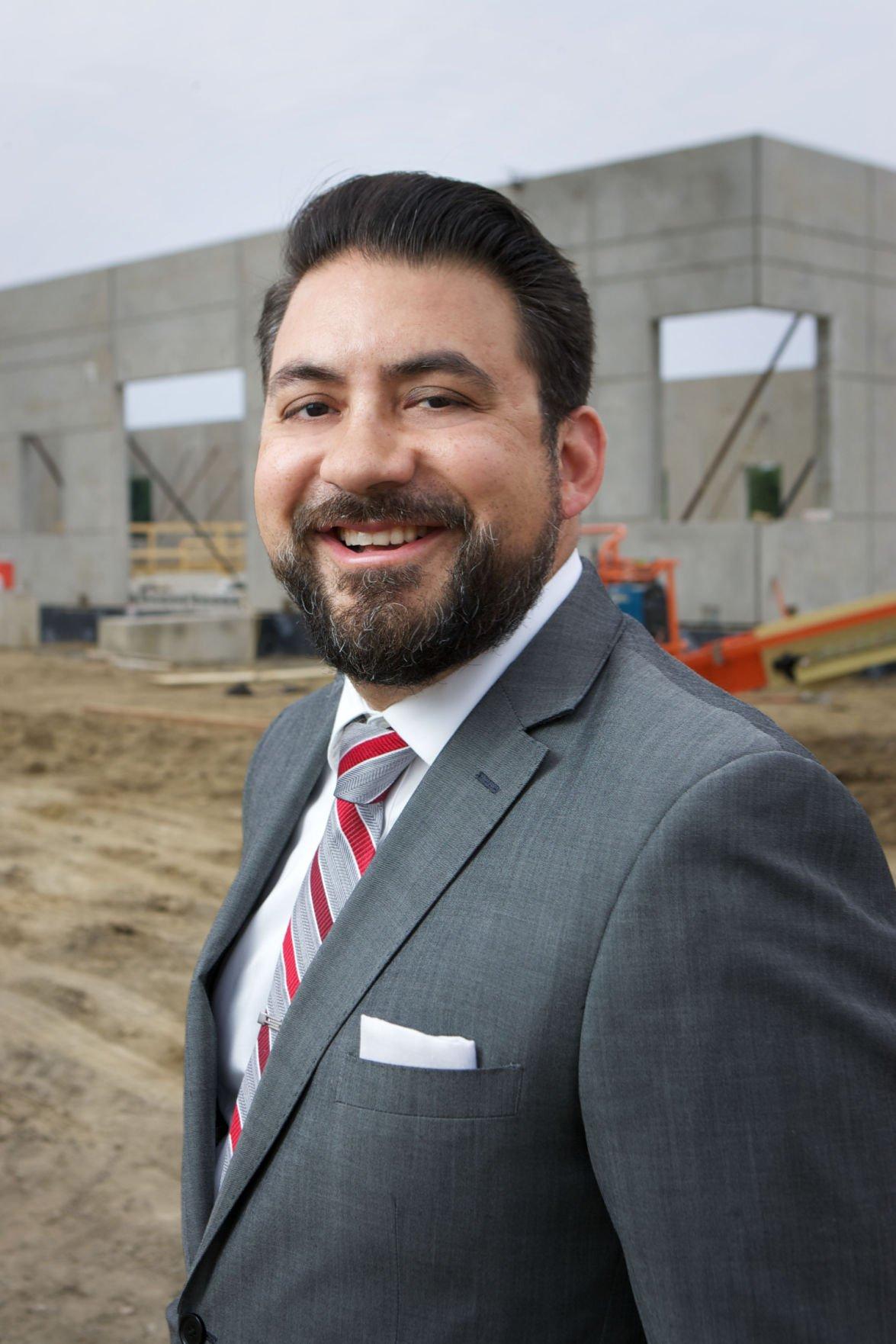 20 UNDER 40: Matt Saltanovitz combines business, economics and commitment to NWI