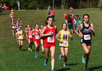 Crown Point Cross Country Sectional (copy)