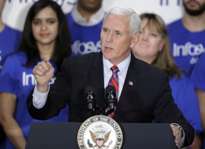 Vice President Pence planning Detroit, Indianapolis trips