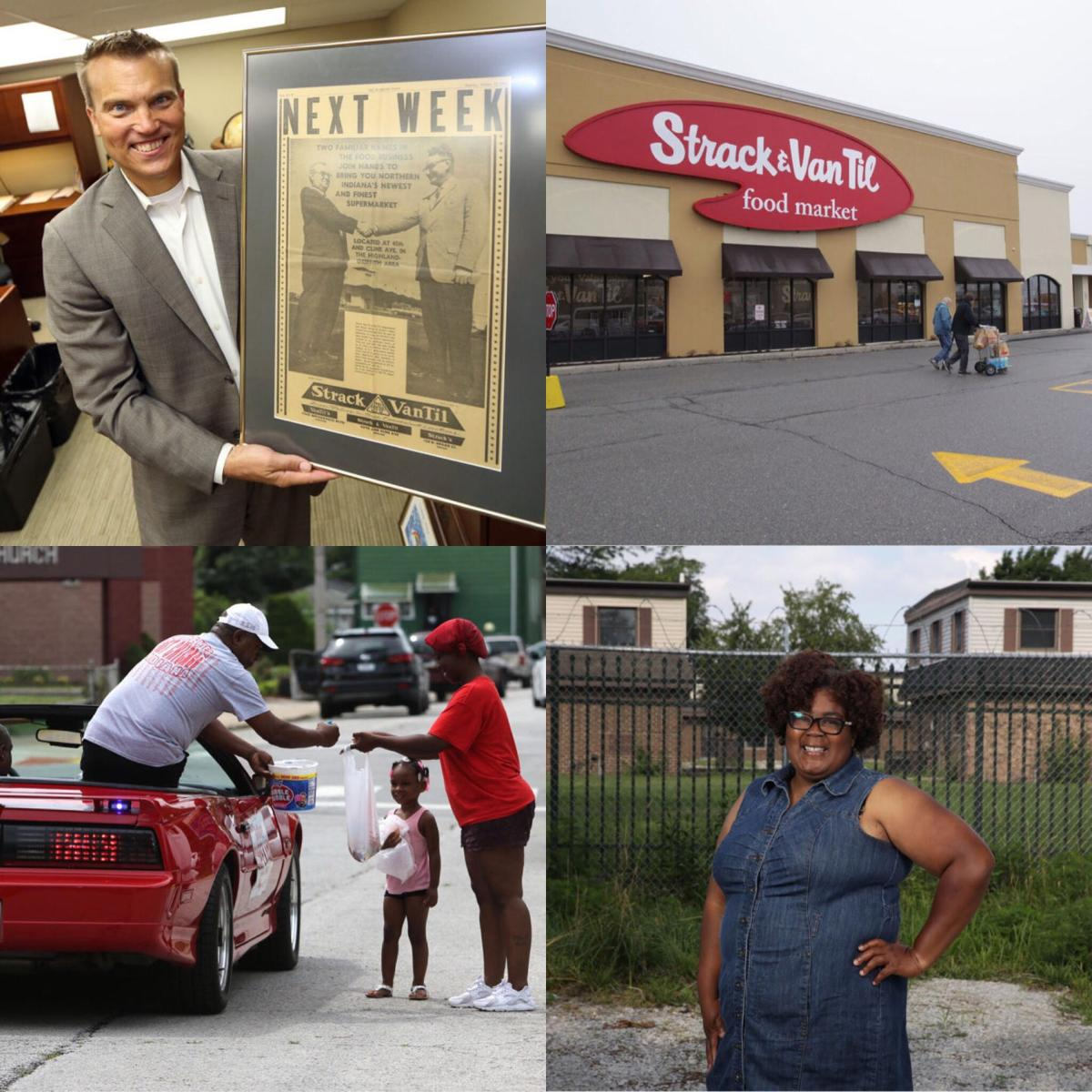 Latest Times podcasts highlight the return of Strack & Van Til, catches us up on the East Chicago lead crisis