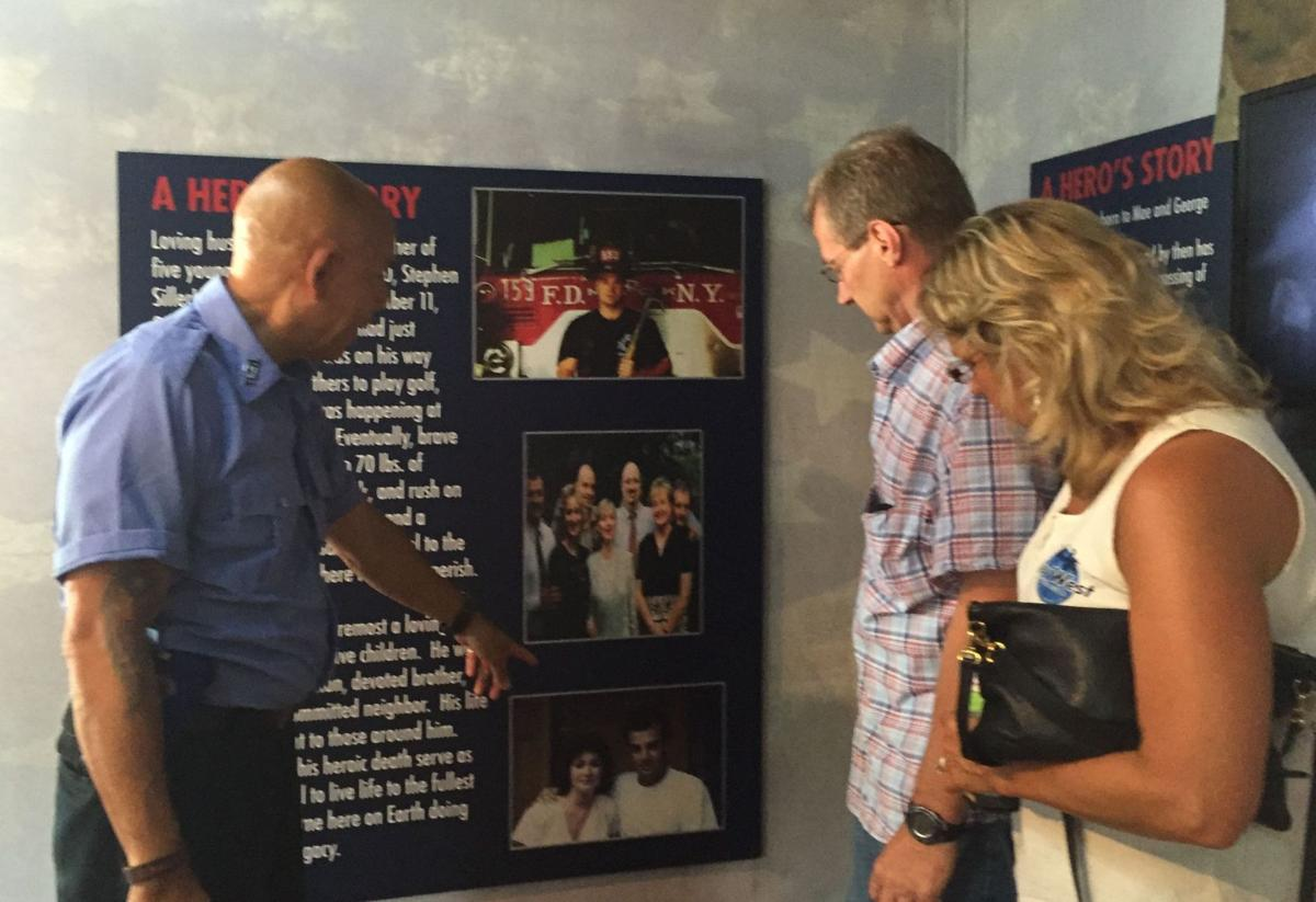 9/11 Memorial brings part of history to Porter County Fair