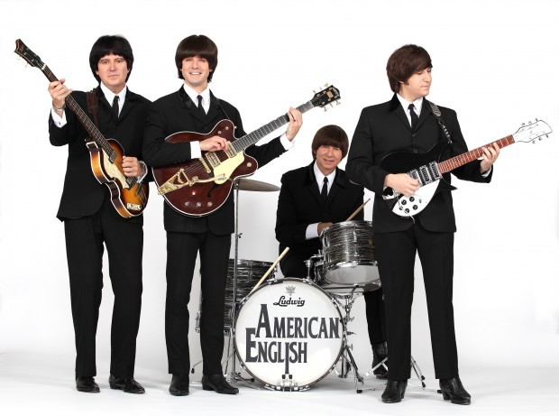 Fab Four Tribute Band Gets A Beatle's Blessing