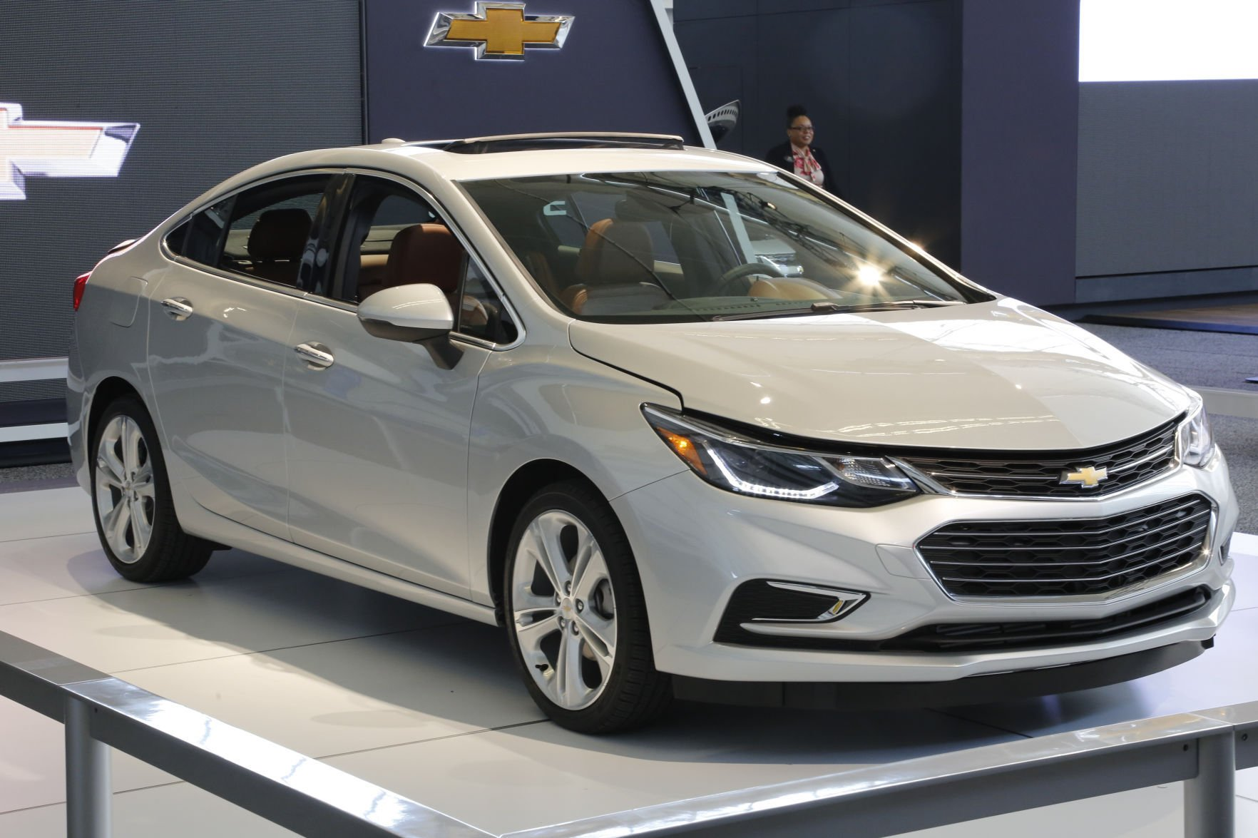 2016 Chevy Cruze Fresh, Smartphone Friendly And Fast