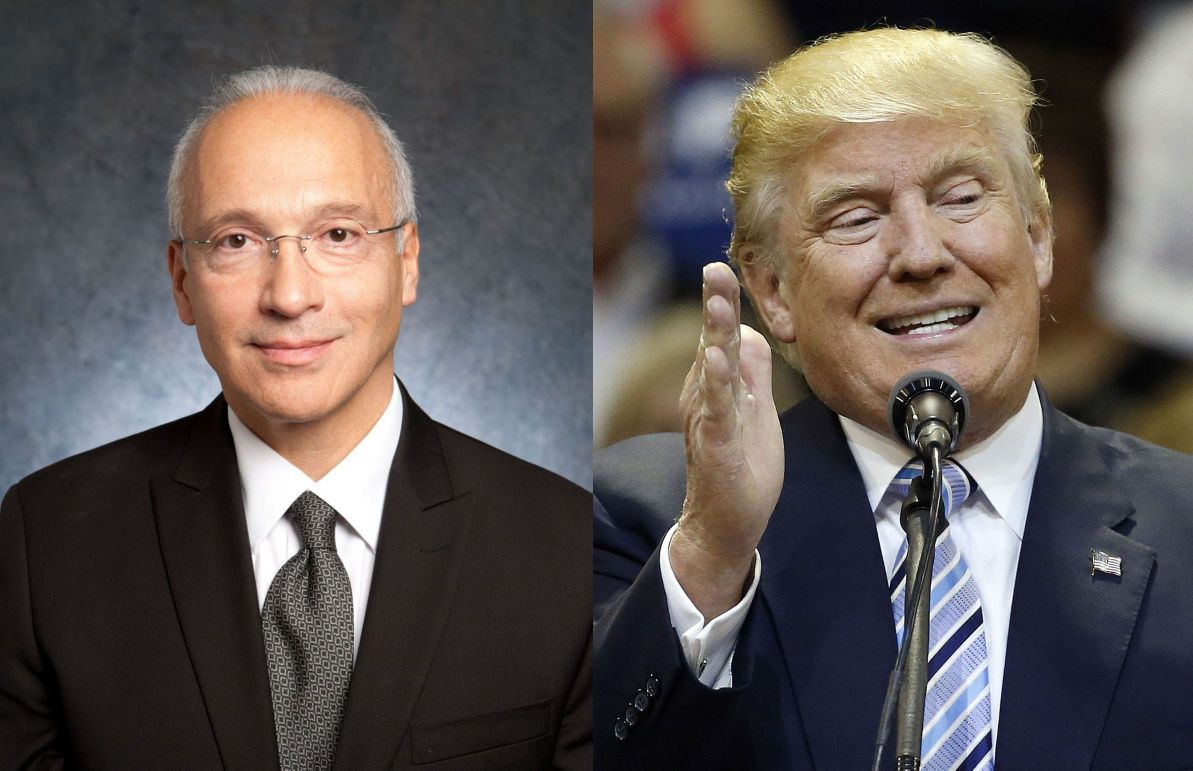 Judge Curiel, Donald Trump