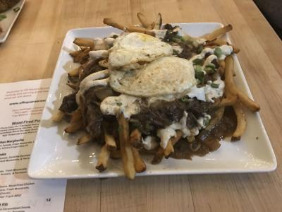 TASTE TEST: Off Square's poutine incorporates craft beer