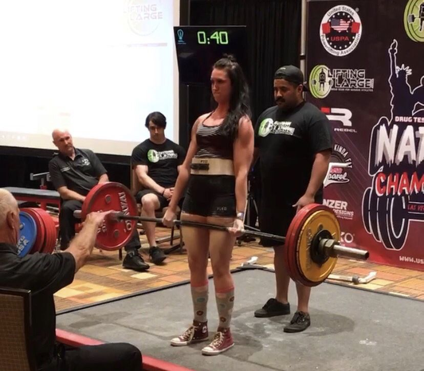 Lake Central grad Durochik breaks two powerlifting state