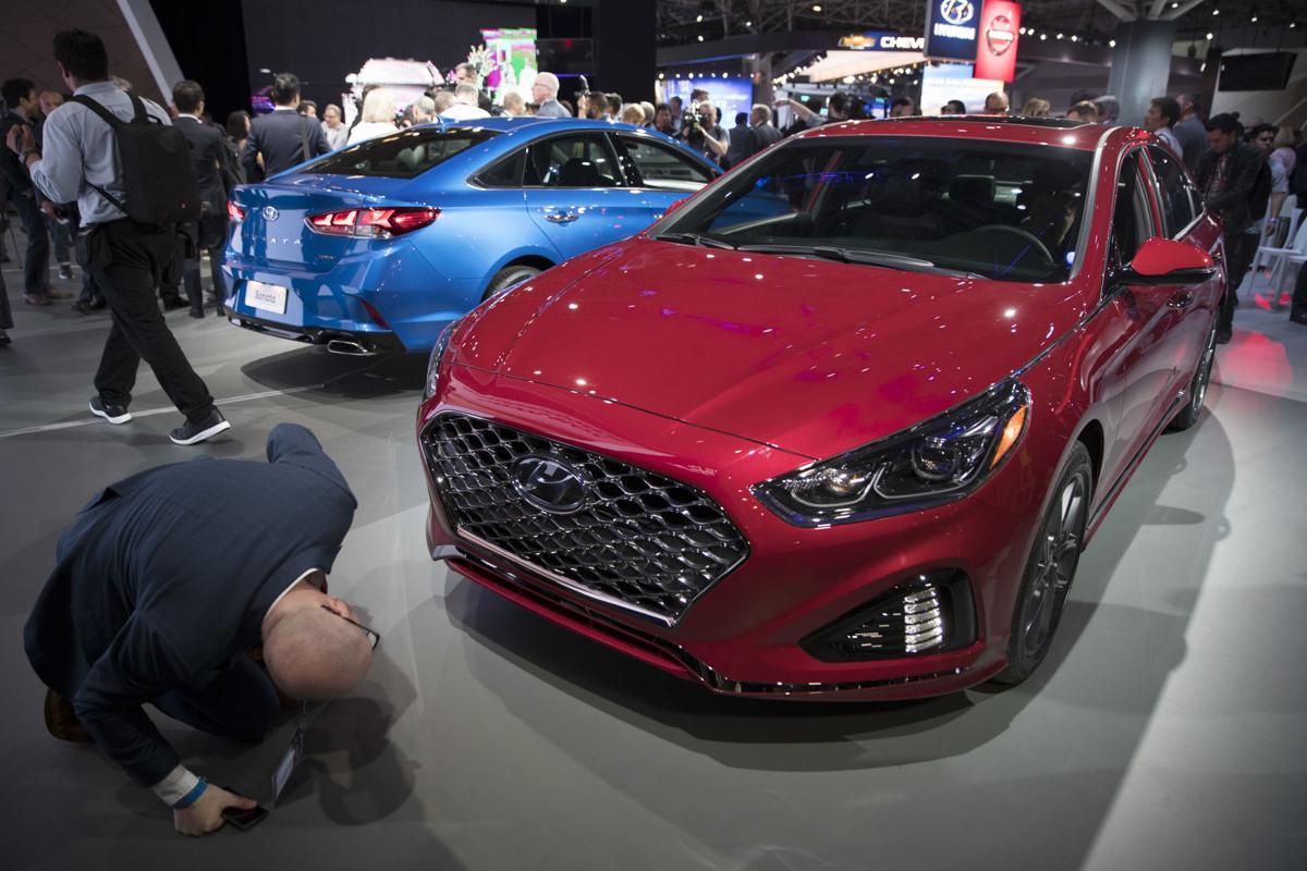 Auto Show Hyundai