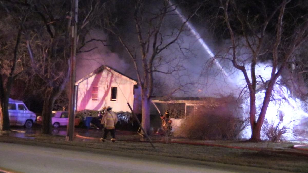 Fire destroys home in Schererville early Saturday