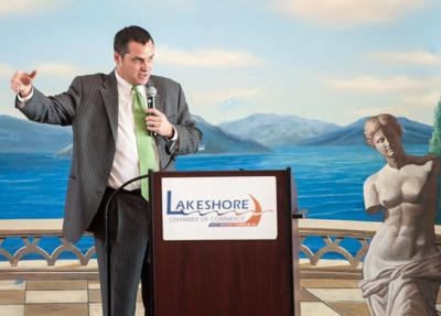 McDermott to tell Lakeshore Chamber about 'exciting plans'