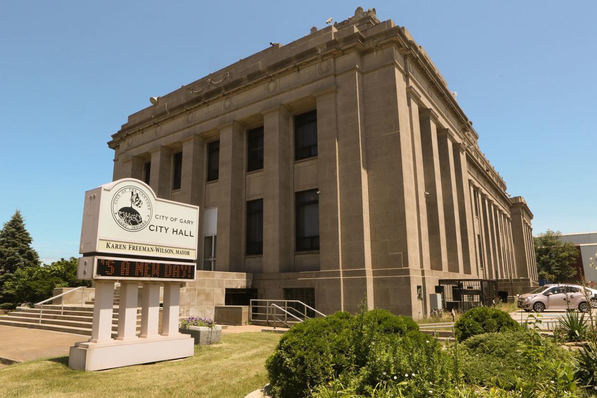 STOCK_Gary City Hall