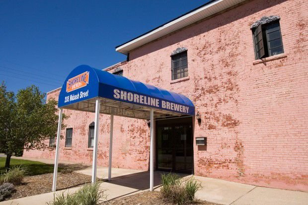 Michigan City's Shoreline Brewery planning major expansion, six-packs