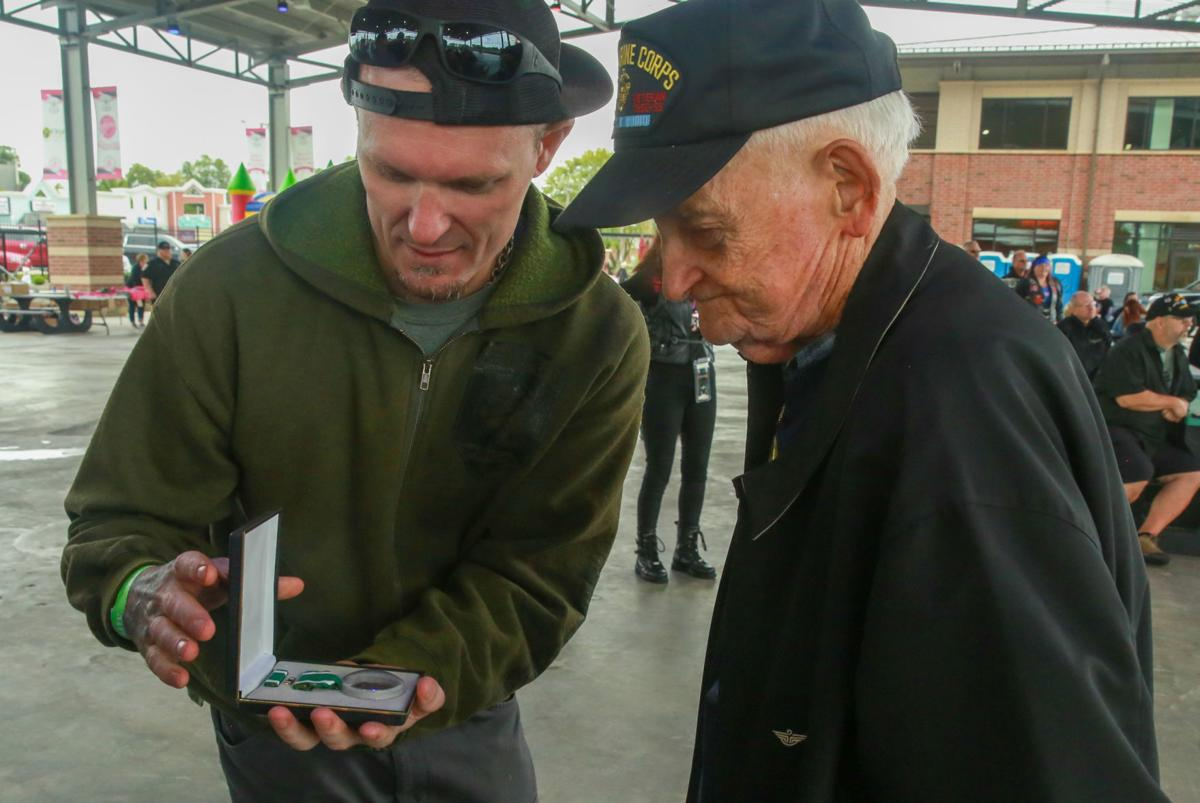 Korean War veteran among those honored during annual Hometown Heroes event