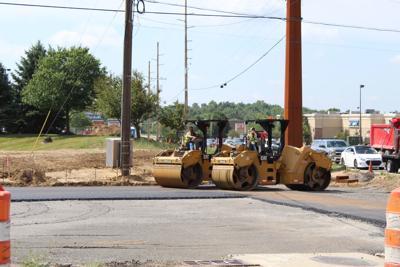 Roundabout construction continues (copy)