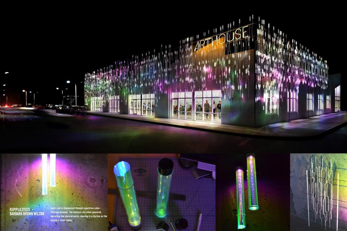 Public art to illuminate downtown Gary
