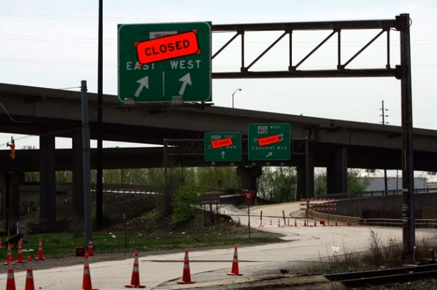 State: Cline Avenue Bridge won't be rebuilt