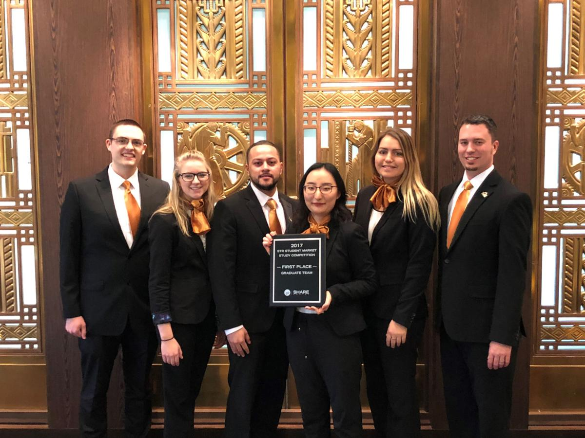 Purdue Northwest students win first place in hospitality and tourism competition