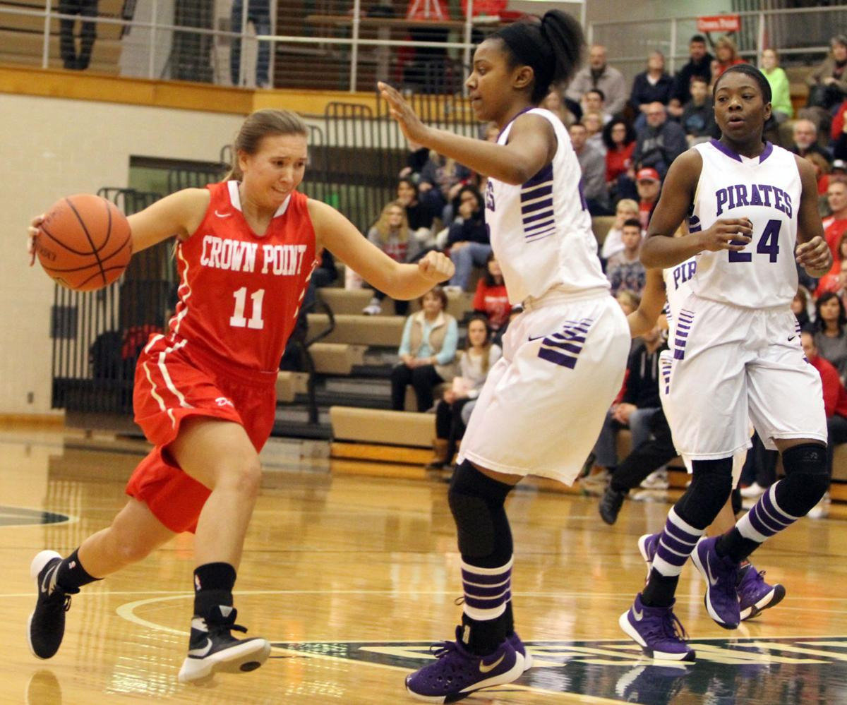 Crown Point's Hannah Albrecht committed to IPFW after St. Joe's closes