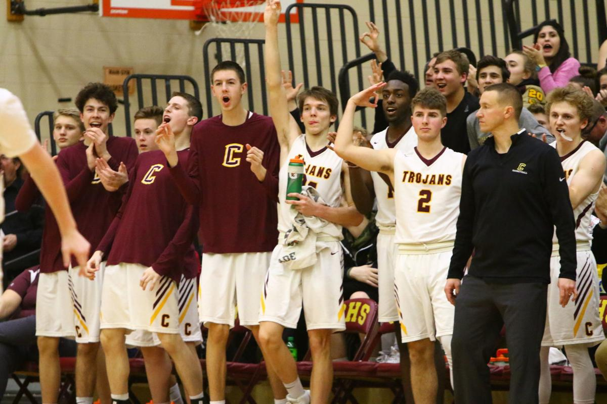 Chesterton excited about challenge of sectional draw