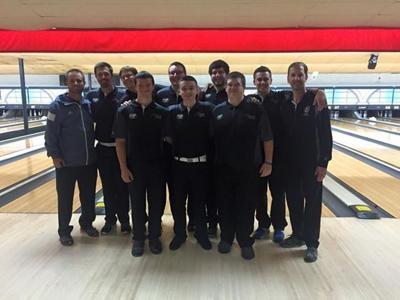 Calumet College men's bowling team