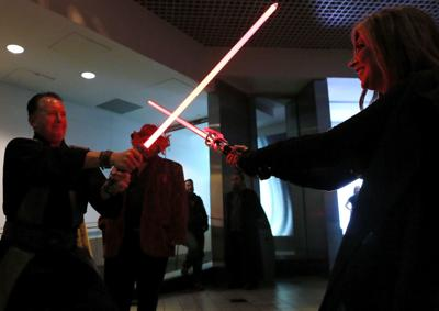 South Shore Line to stop at McCormick Place for Star Wars Celebration