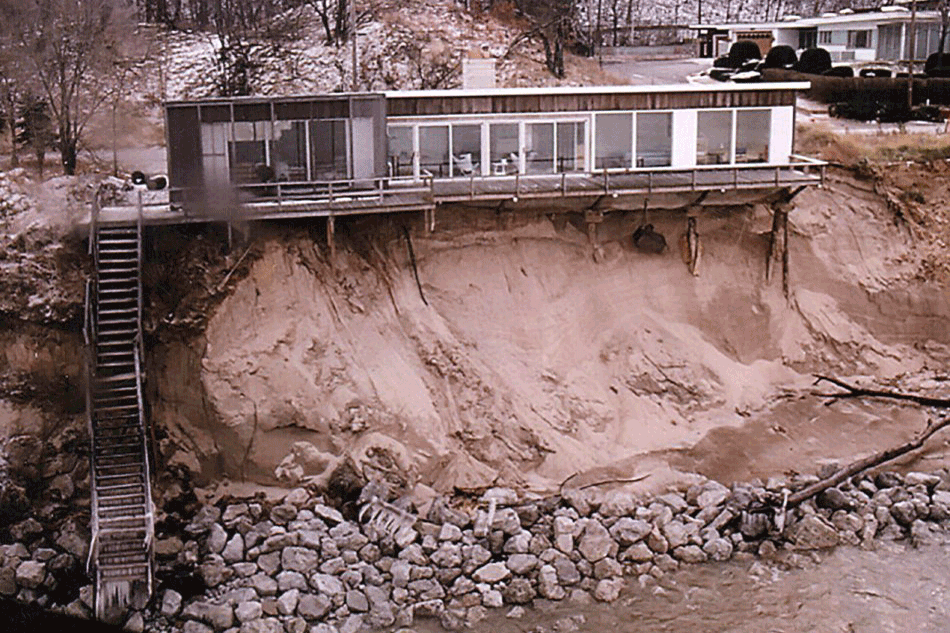 Exhibit on Beverly Shores erosion and vanishing beaches coming to The Depot Museum and Art Gallery