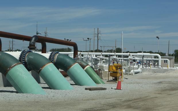 Enbridge funding model pipeline competition
