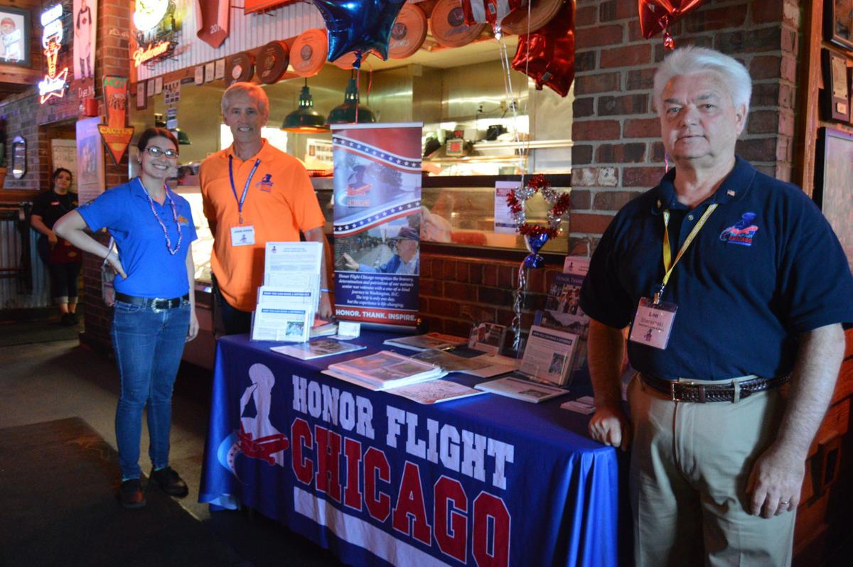 Honor Flight says 'thank you' to veterans with free trip to D.C.