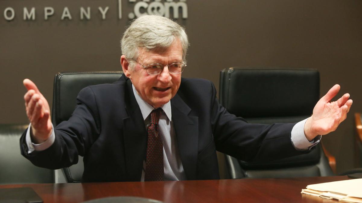Former U.S. Attorney David Capp
