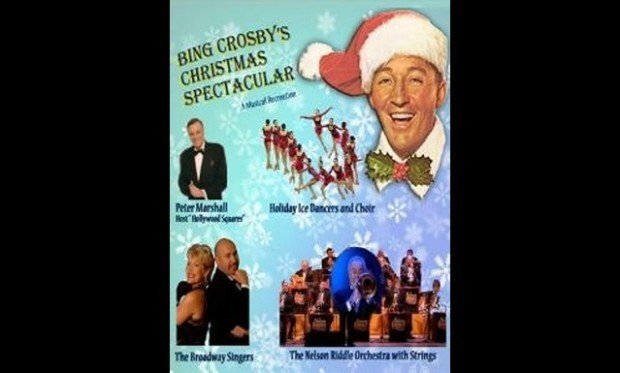"""""""The Bing Crosby Christmas Spectacular"""" Tour Canceled"""