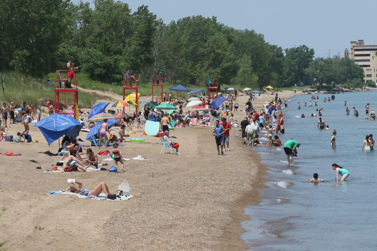 Access to Lake Michigan and its possibilities tie Hammond, Whiting and East Chicago together