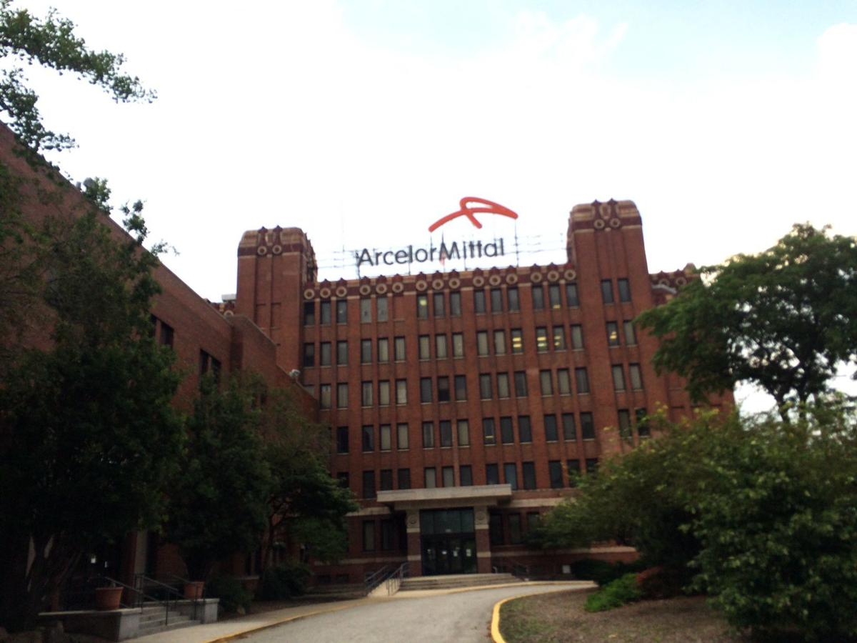 ArcelorMittal now tells the state it's laid off more than 700 workers