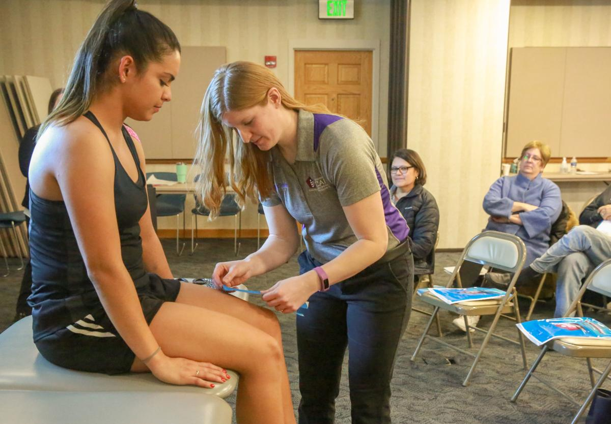 Community Healthcare to discontinue its Athletic Training services