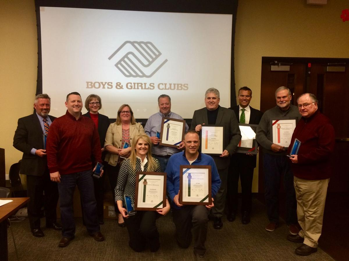 Club boards, volunteers, staff receive national recognition