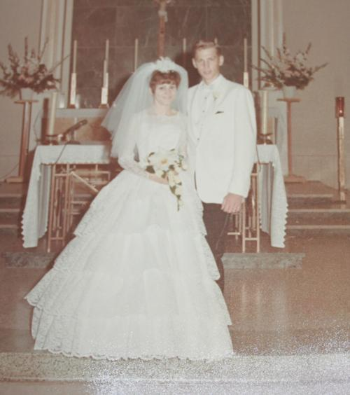 Mary Ann and Danny Fisher