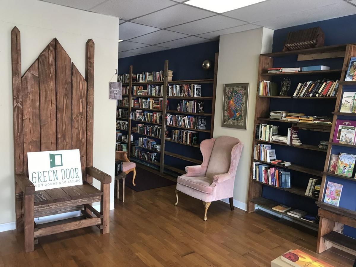 Green Door Books opens in downtown Hobart