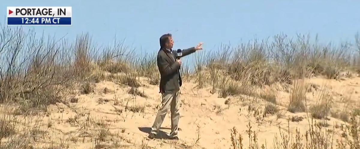 Indiana Dunes gets national press as potential summer 'staycation' destimation