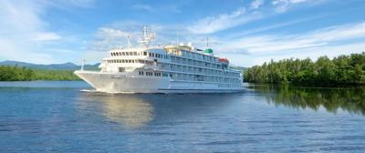 Cruise ships coming to Port of Indiana-Burns Harbor?