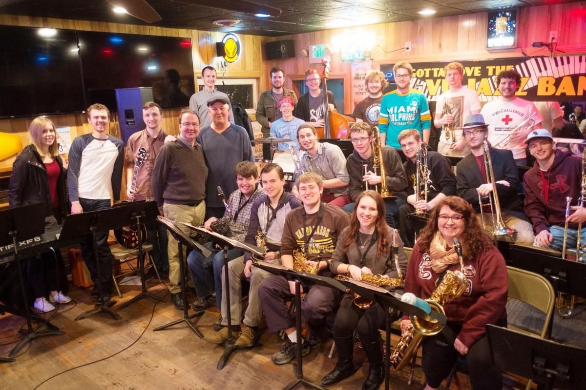 V.U. Jazz Ensemble