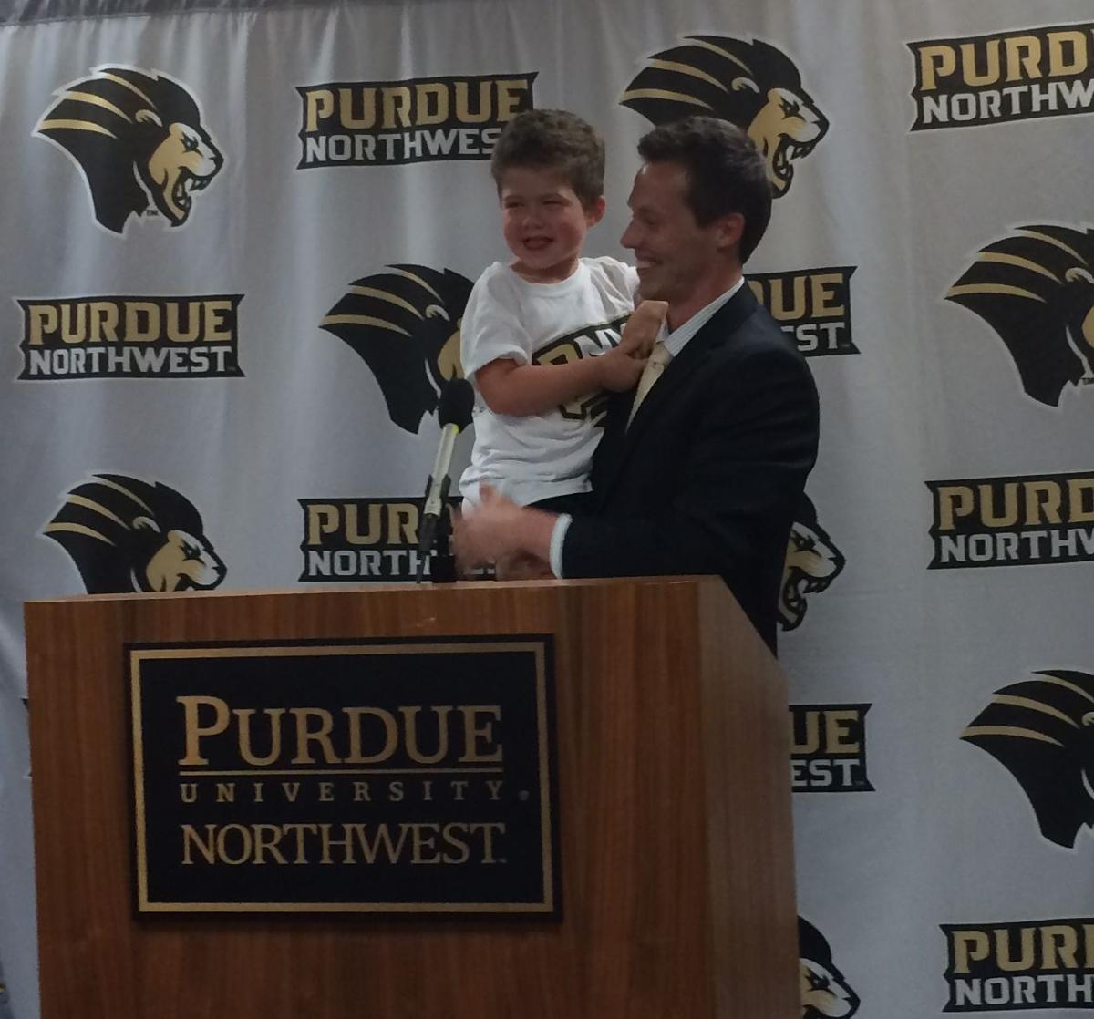 "Purdue Northwest names Brian ""Boomer"" Roberts as new mens basketball coach"