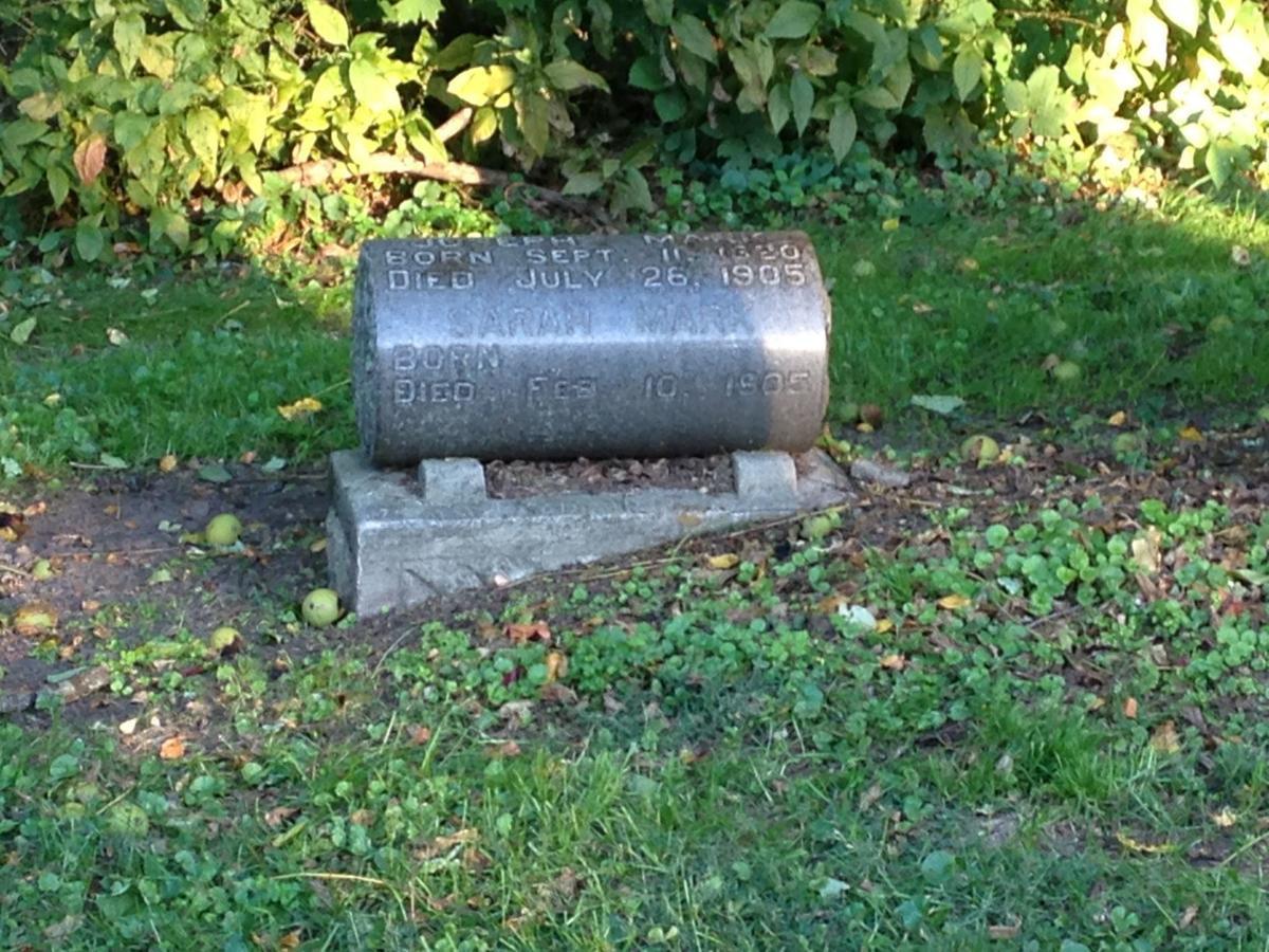 Union Street Cemetery tour