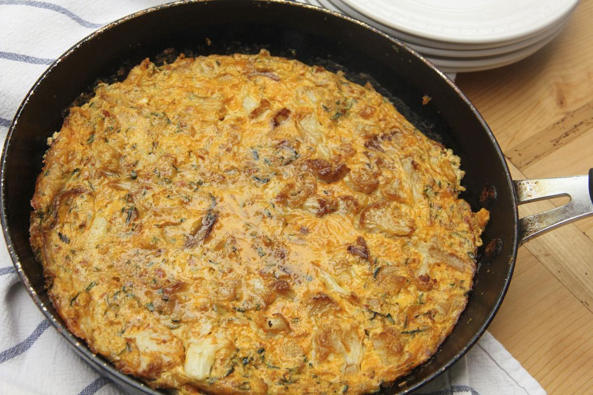 Food Healthy Spanish Tortilla