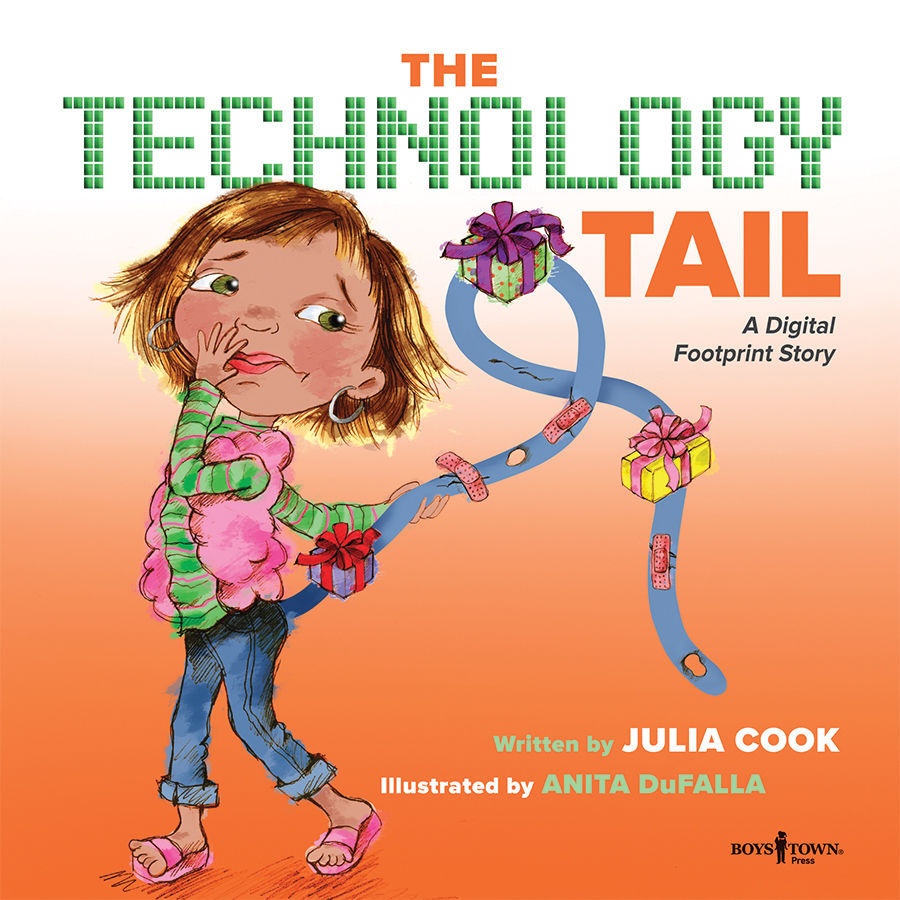 'The Technology Tail,' by Julia Cook
