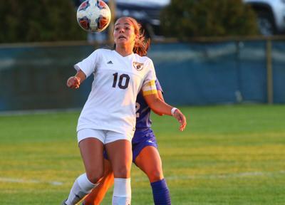 Chesterton at Lake Central girls soccer (rankings)